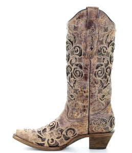 Women's Corral Boot A3228
