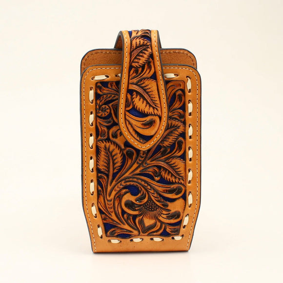 NACONA LEATHER PHONE CASE (funda para telephone)