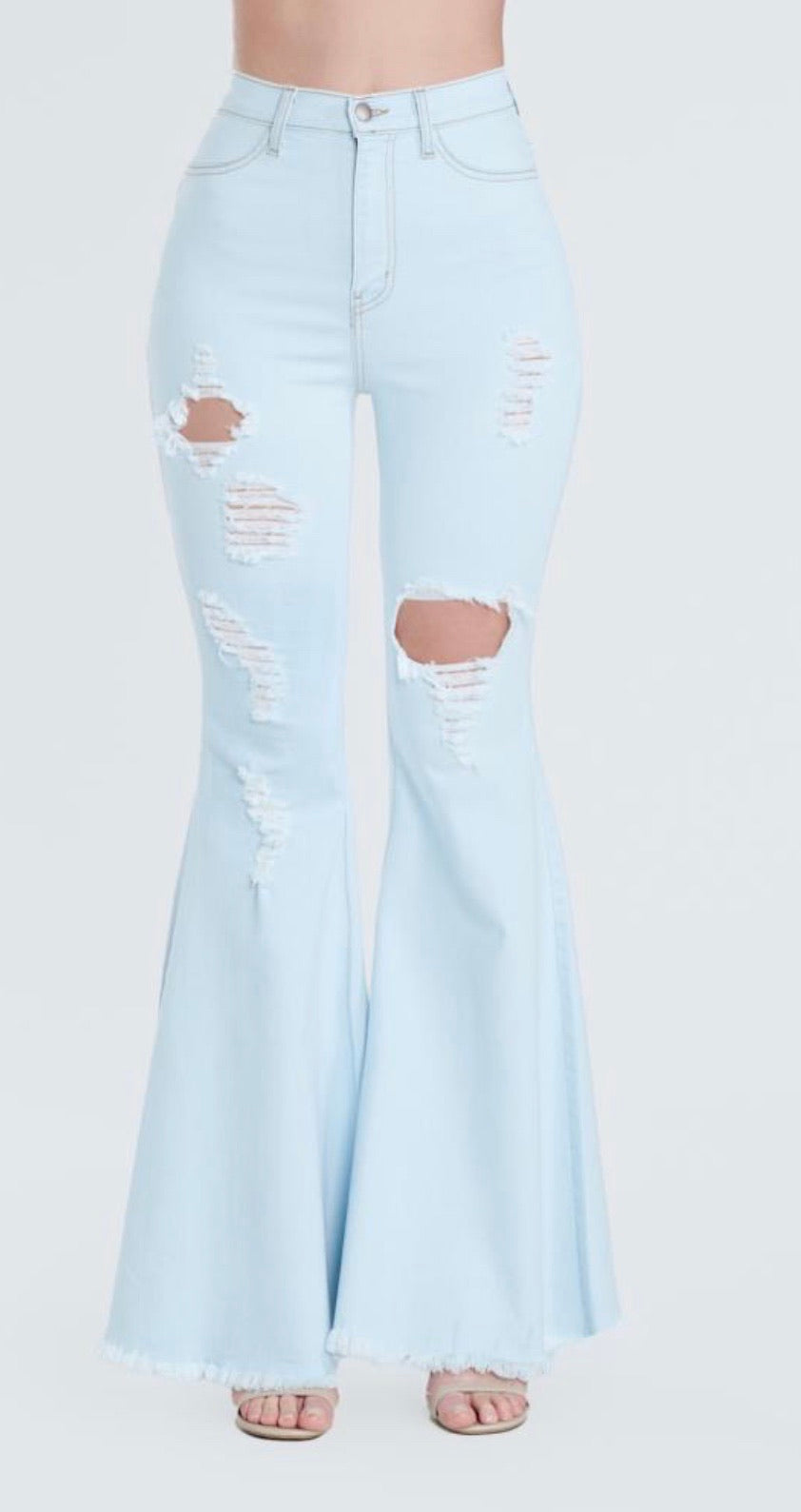 Wonderlust bell bottoms
