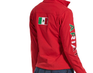 WOMENS CLASSIC TEAM MEXICO SOFTSHELL JACKET (10033526)