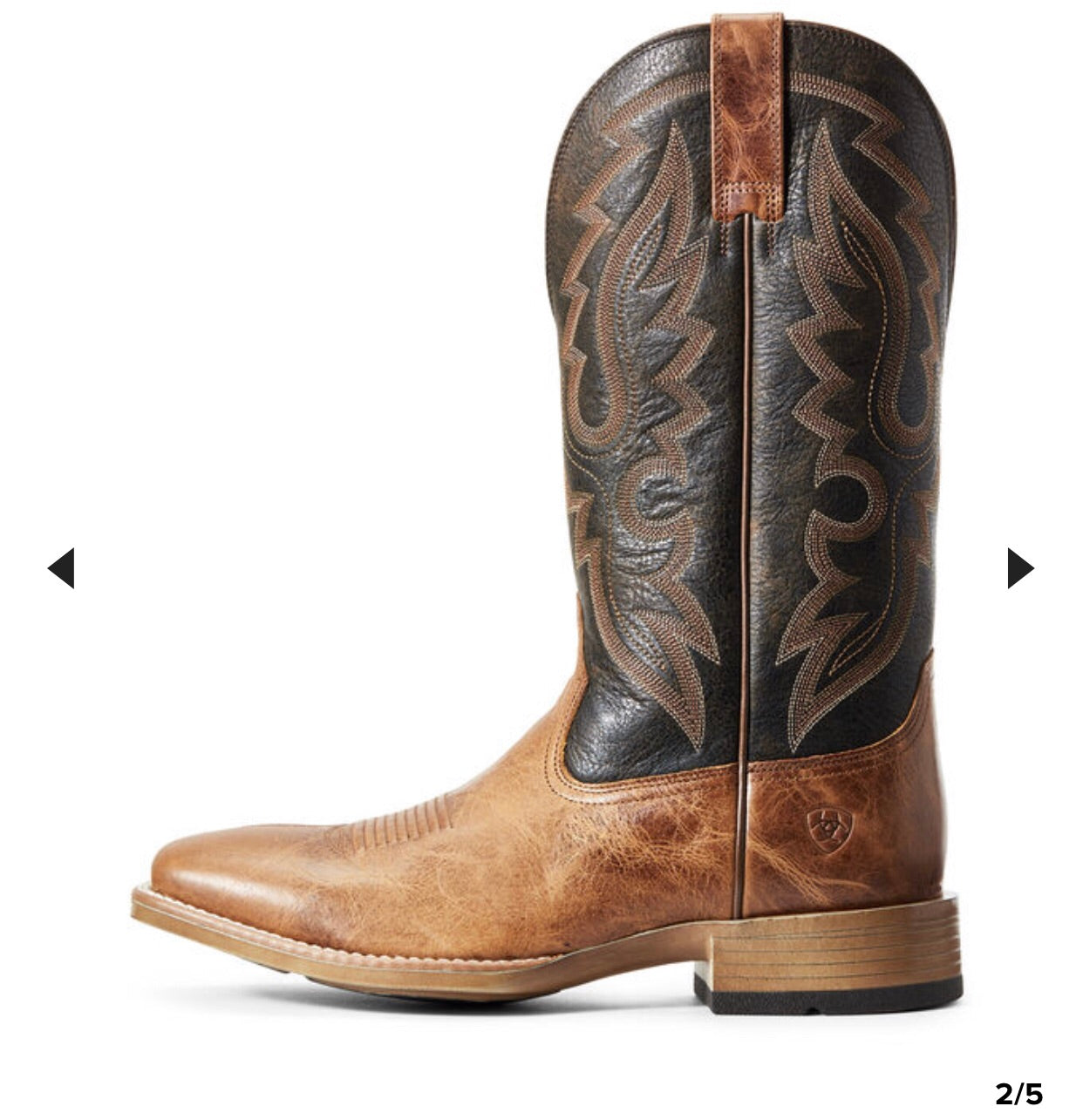MEN'S Barton Ultra Western Boot 10029770