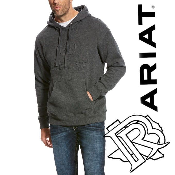 Ariat MEN'S Branded Hoodie 10023655
