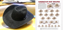 Load image into Gallery viewer, 20x AMERICAN HAT CHARCOAL GRIZZLY