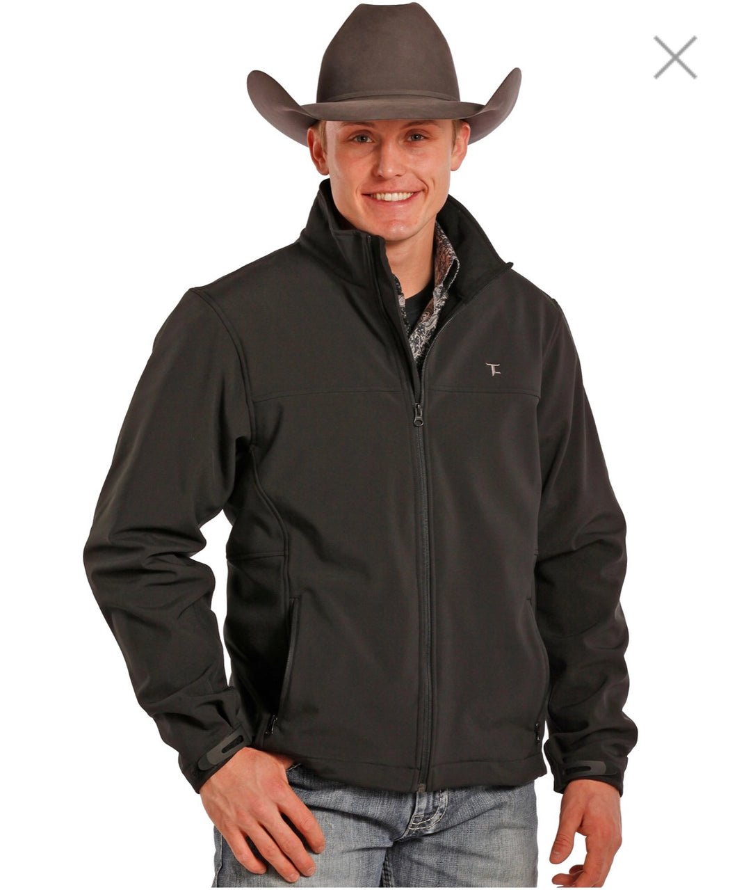 LARGE ONLY TUF COOPER PERFORMANCE JACKET (FREE SHIPPING)