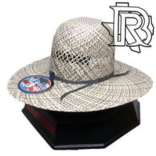 Load image into Gallery viewer, AMERICAN HAT |  STRAW HAT TC8880 4 1/4''