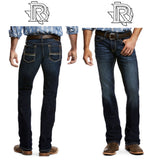 MEN'S M7 Rocker Concord Stretch Stackable Straight Leg Jean 10026681