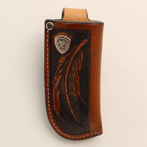 Ariat Leather Knife Sheath