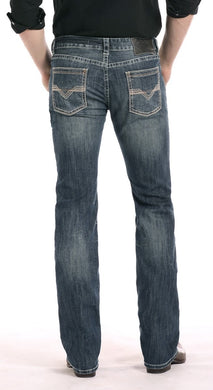 Regular Fit ReFlex Pistol Straight Leg Jeans | Rock and Roll Denim M1P8666 ROCK & ROLL DENIM
