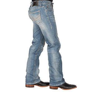 ReFlex Pistol Straight - Abstract V Jean