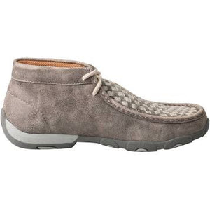 Women's Driving Moccasins – Grey WDM0108