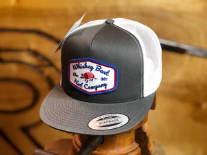 Whiskey Bent Hat Co : The Dillo Cap Snapback