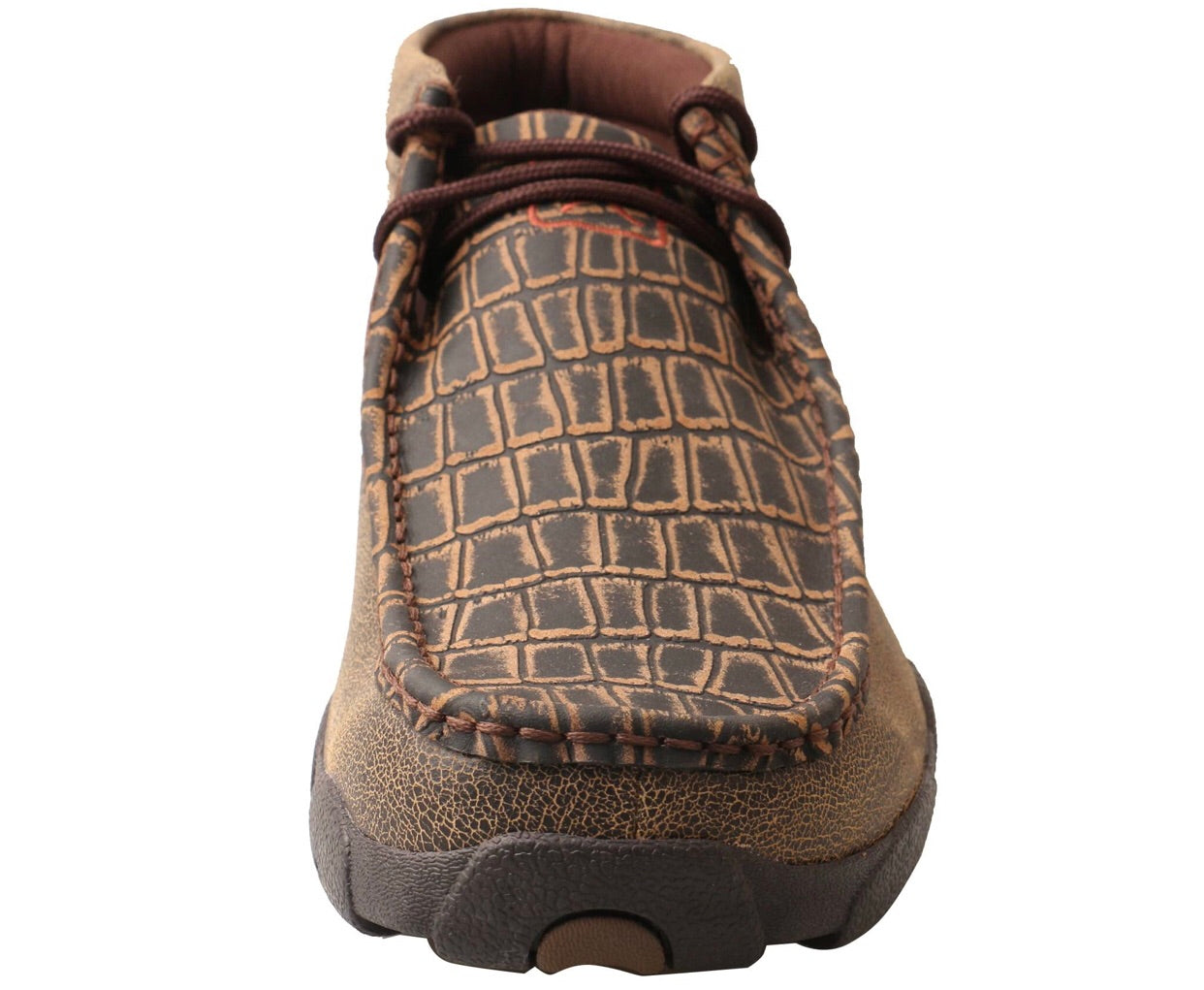 Twisted X Boots :Alloy Toe Driving Moc MDMAL02