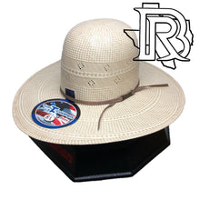 Load image into Gallery viewer, AMERICAN HAT | STRAW HAT TC8860