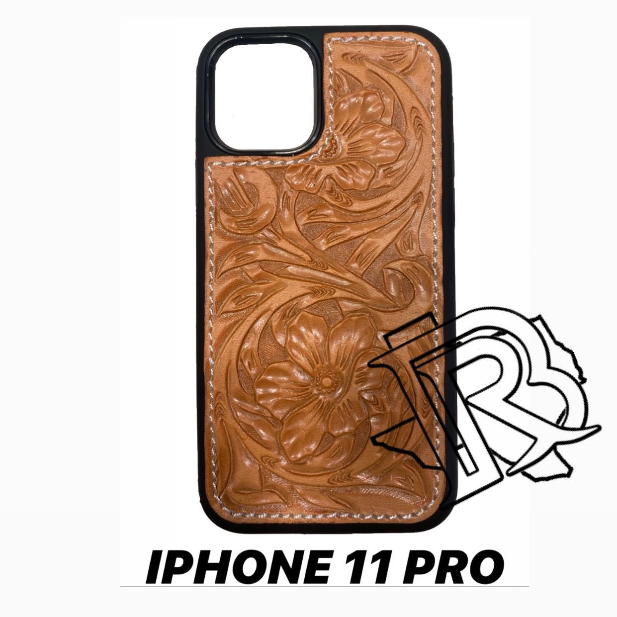 IPHONE 11 PRO TOOLED LEATHER CASE