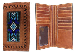 Twisted X WALLET Cover with Beading XIH-20