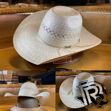 Load image into Gallery viewer, AMERICAN HAT | STRAW HAT 6400 4 1/4'' BRIM