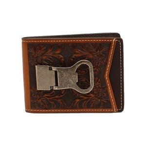 Nocona Mens Money Clip N500004302