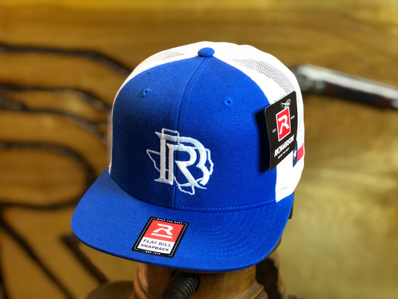 BR Cap Texas Outline Edition : Blue/Black
