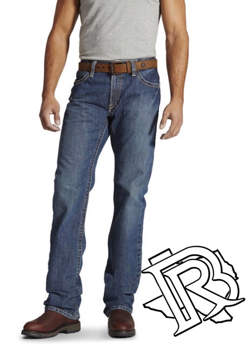 Ariat FR M4 Clay Low Rise Boundary Boot Cut Jean 10016173