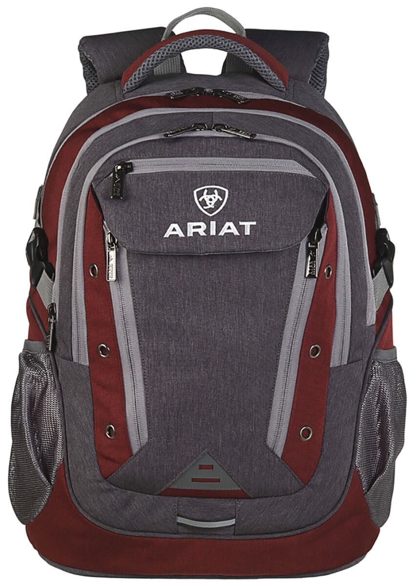 Ariat BackPack: Grey