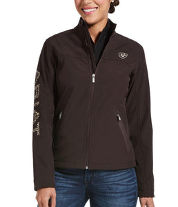 ARIAT WOMEN'S SOFTSHELL JACKET (10032689)