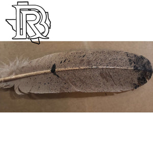 BR Feather Light brown And Black