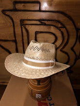 Load image into Gallery viewer, Ladies american straw hat