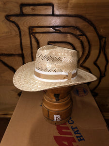 Ladies american straw hat