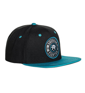 American Fighter Blue Dugout Hat