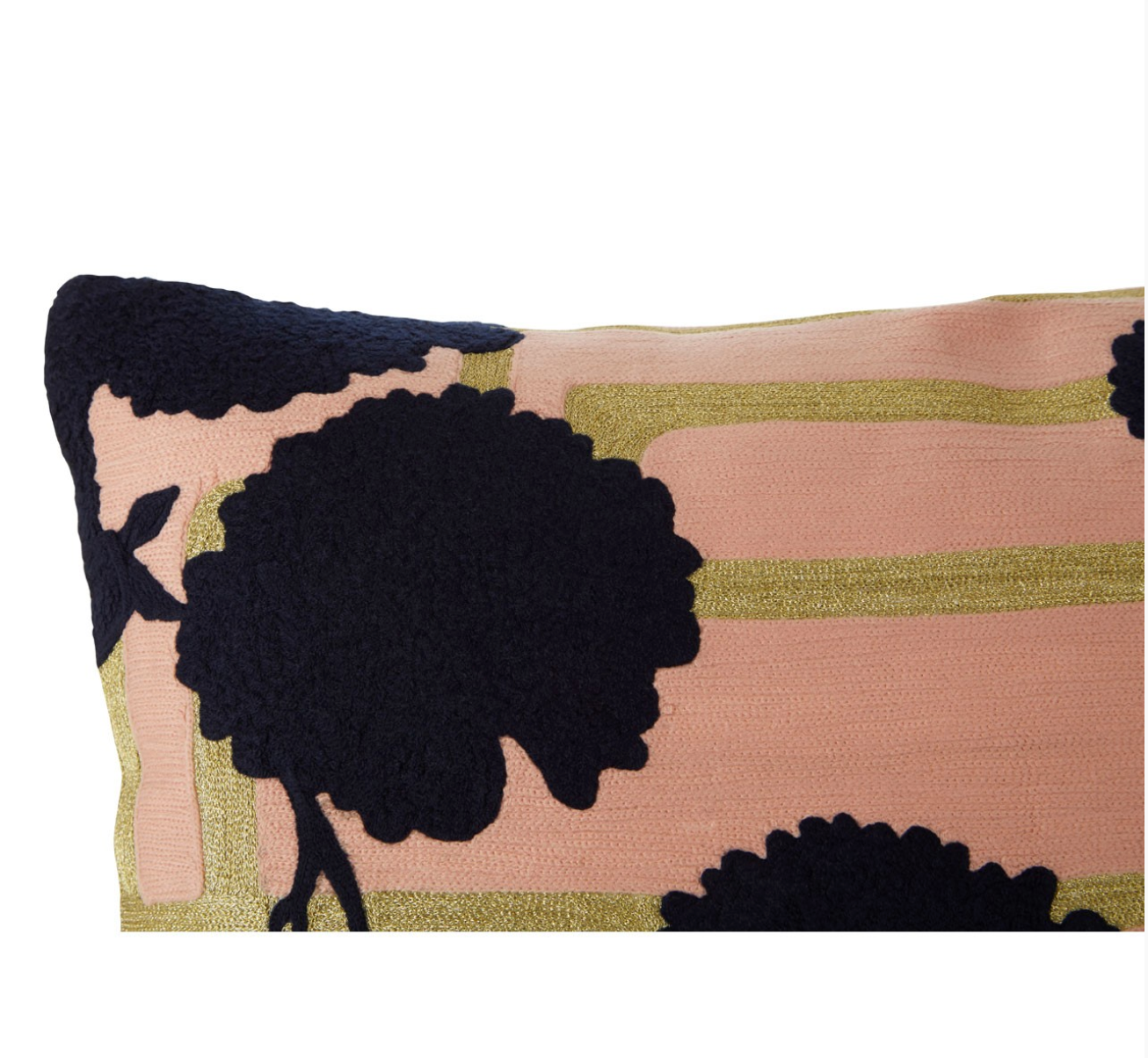 BOSIE OZELLA FLORAL DESIGN CUSHION