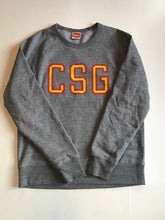 Load image into Gallery viewer, Homage CSG Crew Neck Sweatshirt (Adult)