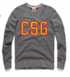 Homage CSG Crew Neck Sweatshirt (Adult)
