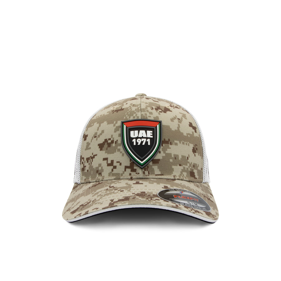 UAE Shield - Desert Camo