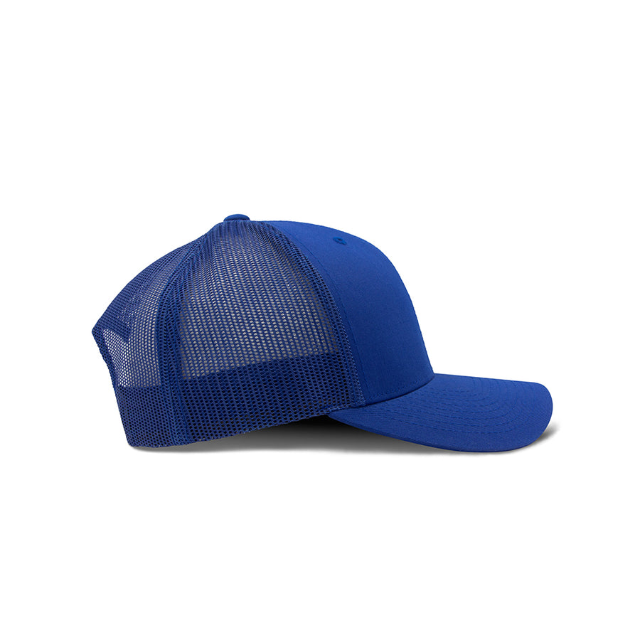 Trucker Snapback - Royal Blue