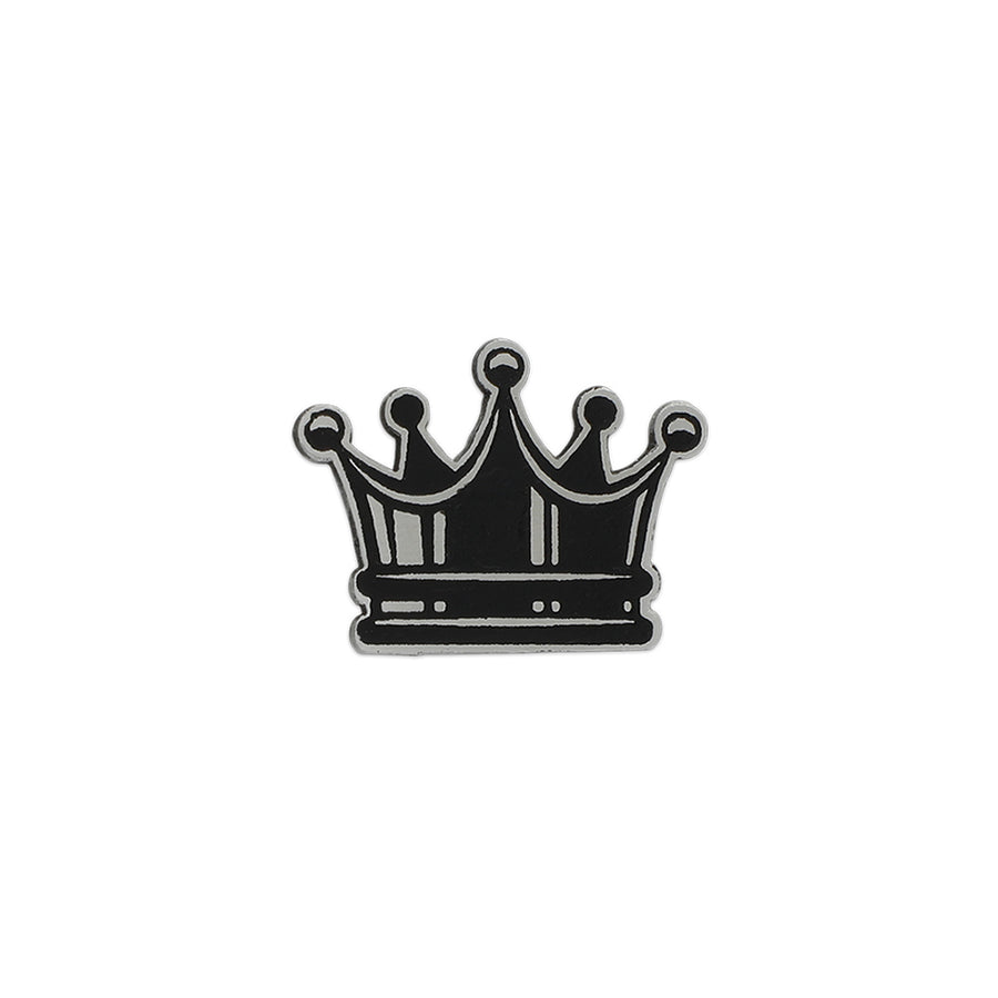 Crown Pin - Metal Pins