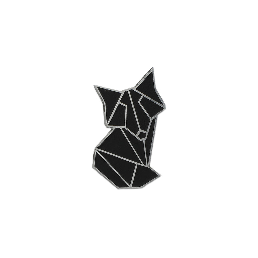 Fox Pin - Metal Pins
