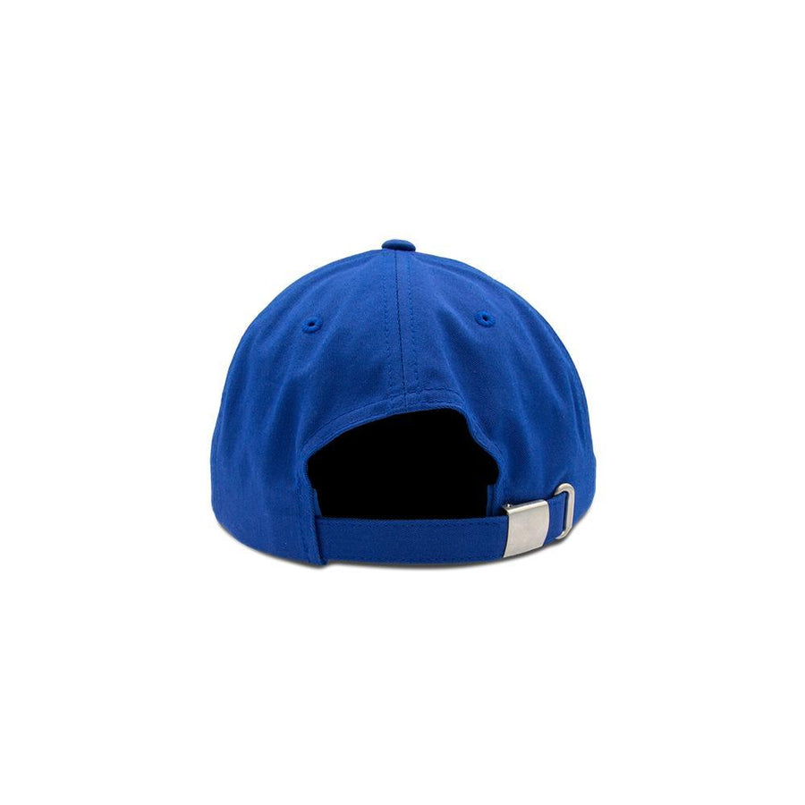 Buckle Back Cap - Royal Blue