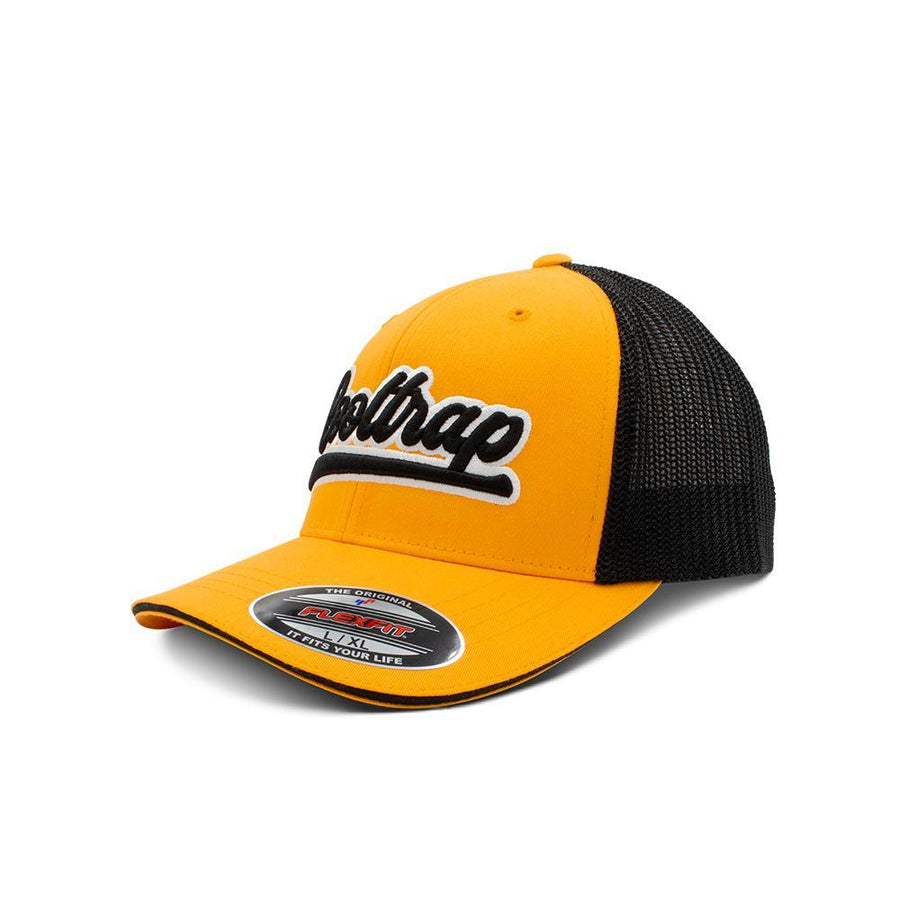 Cooltrap Classic Trucker - Gold Yellow