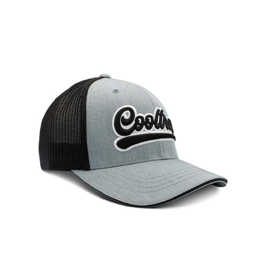 Cooltrap Classic Trucker - Heather Grey