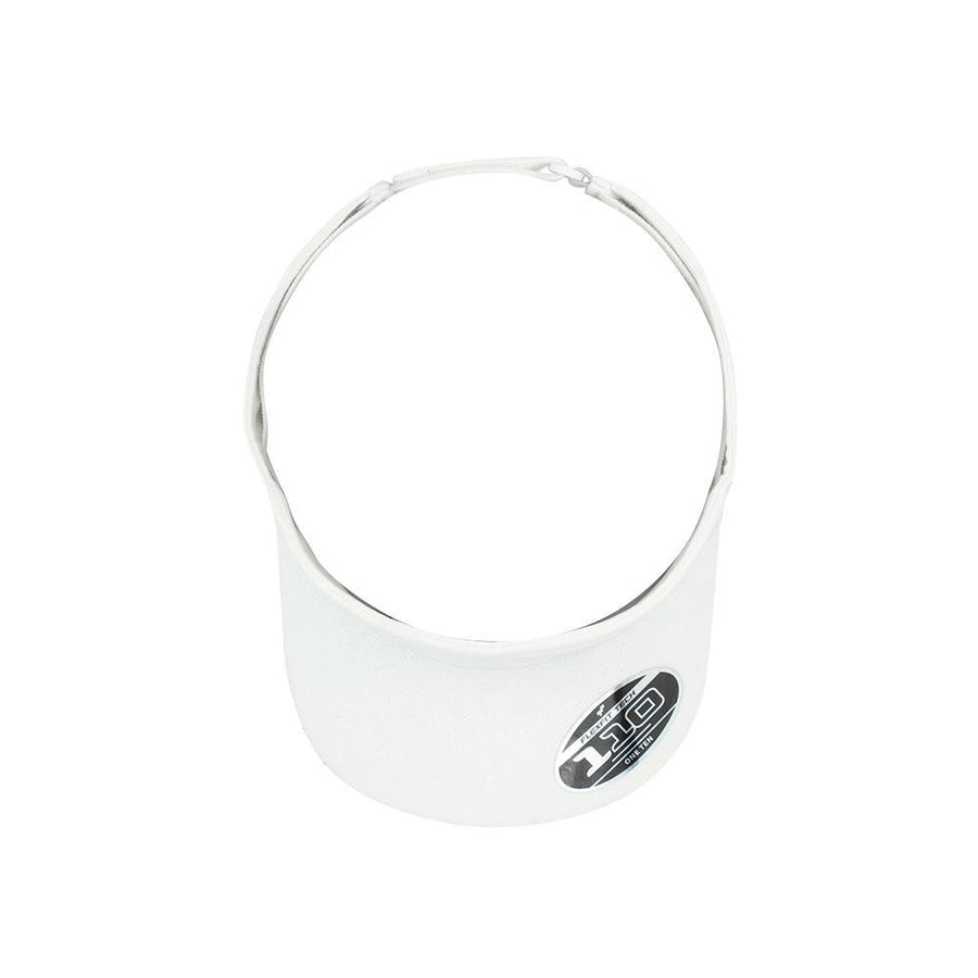 Flexfit 110 Visor - White