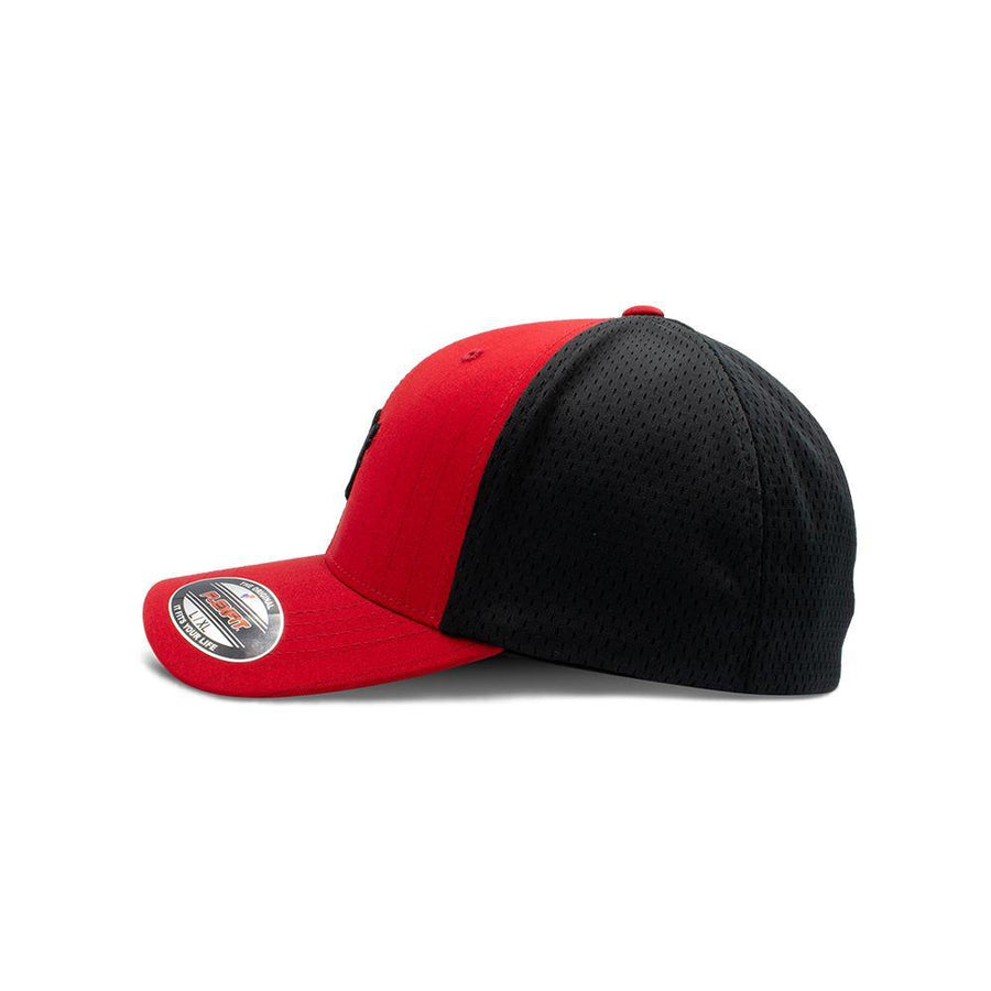 Cooltrap PinStripes Trucker - Red