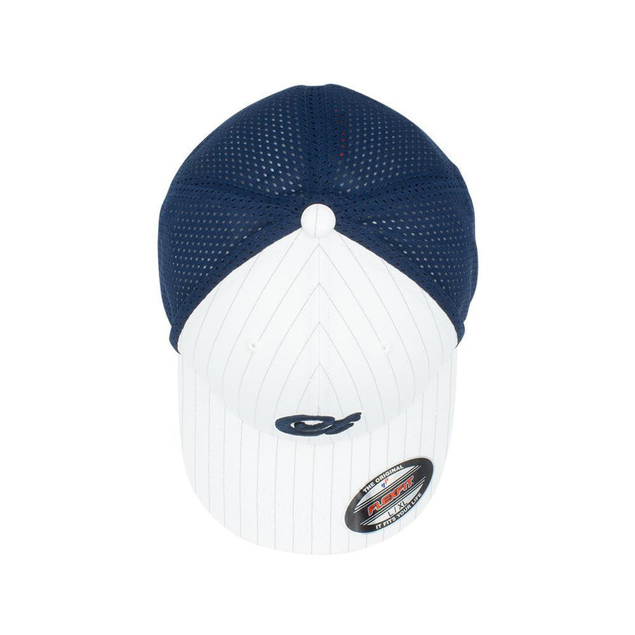 Cooltrap PinStripes Trucker - White