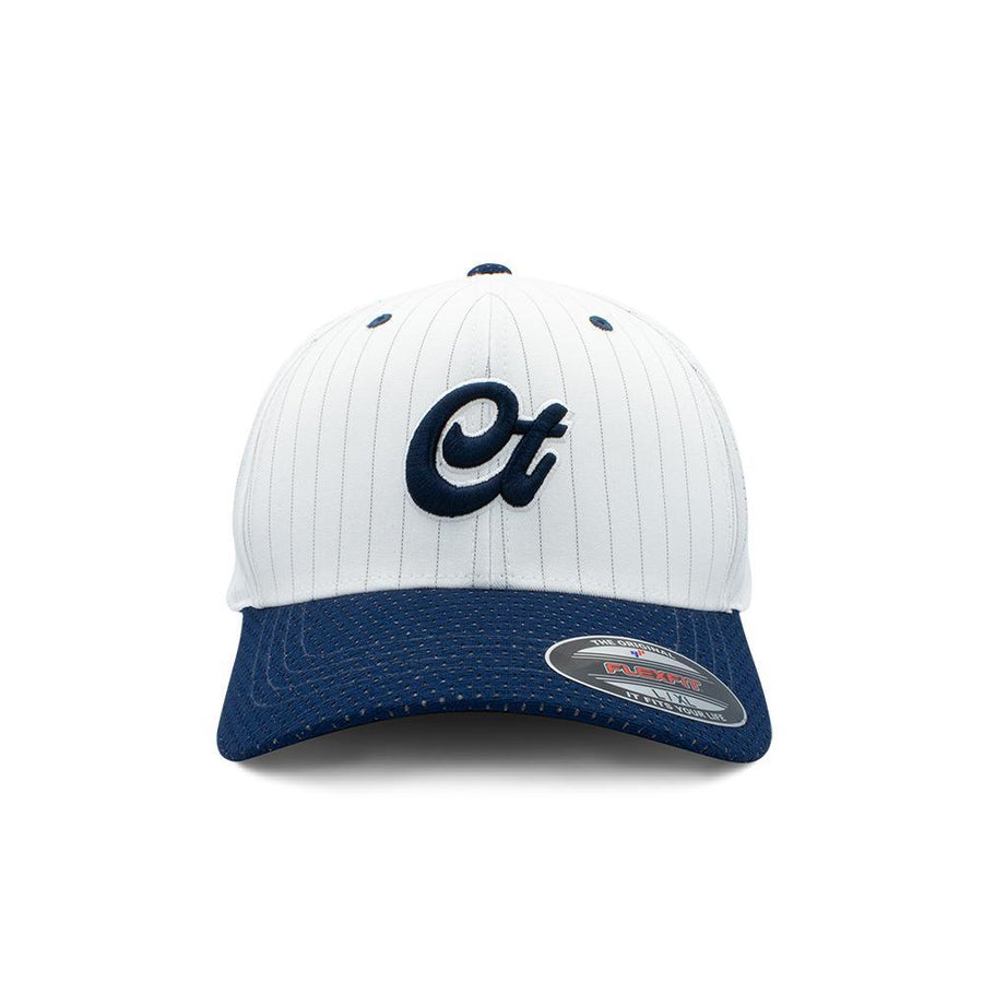Cooltrap PinStripes Regular - White
