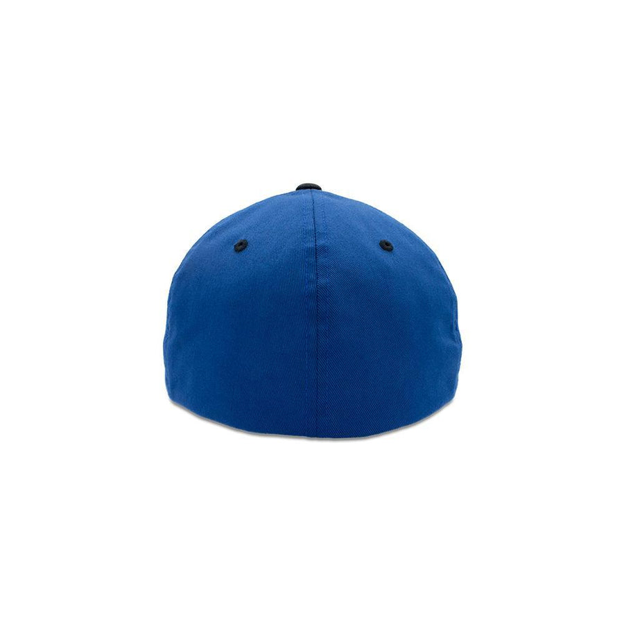 Flexfit Closed Back - Royal Blue & Black