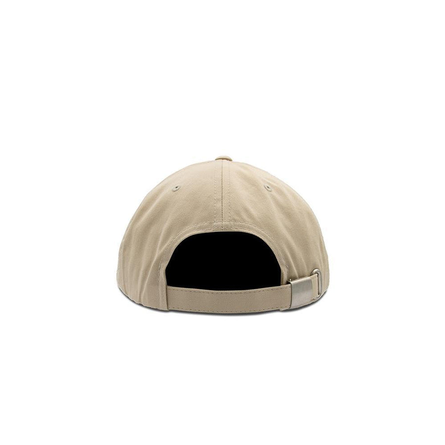 Buckle Back Cap - Khaki