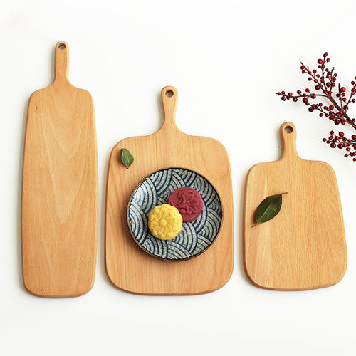 Nordic Natural Solid Wood Cutting Board