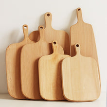 Load image into Gallery viewer, Nordic Natural Solid Wood Cutting Board