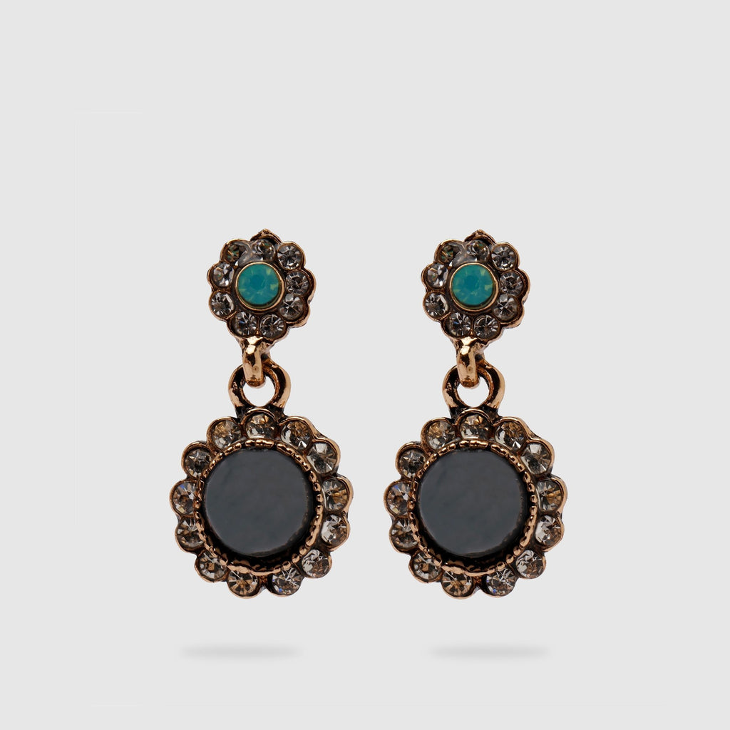 Vintage Look Small Earrings