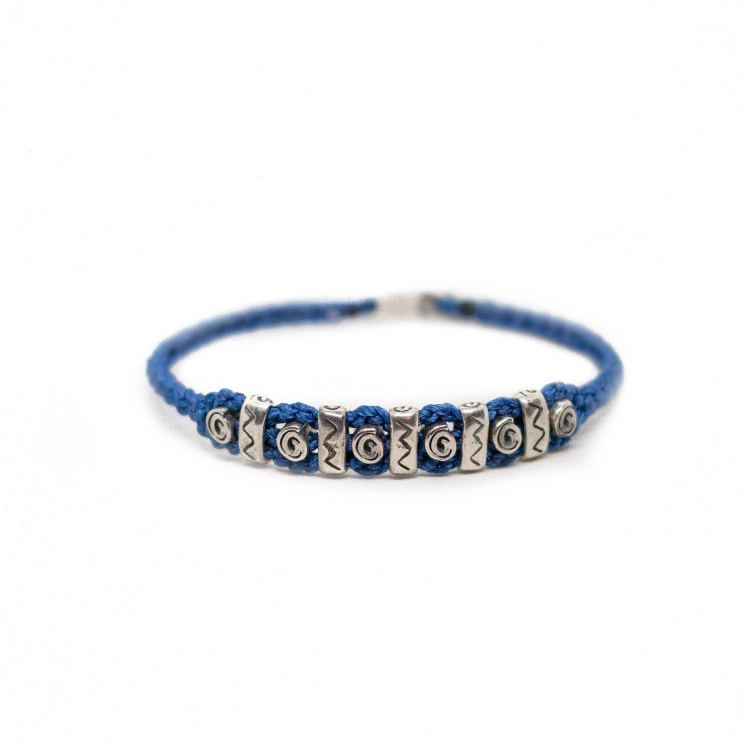 Consciousness bracelet blue colour