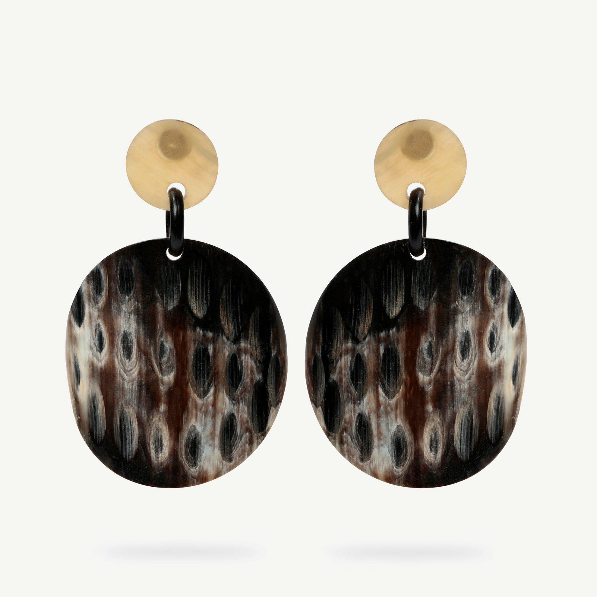 Safari Bone Earrings